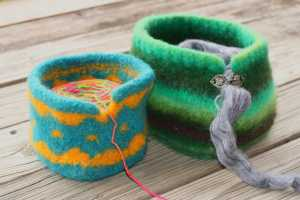 What a difference changing yarns can make!