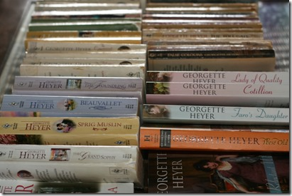 Heyer collection